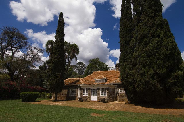 Karen Blixen Museum in Nairobi