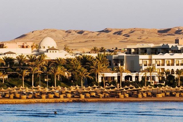 Luxury Hotel on the Red Sea Near Marsa Alam