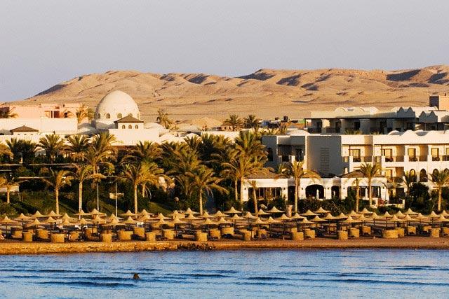 Luxury Hotel on the Red Sea Near Marsa Alam