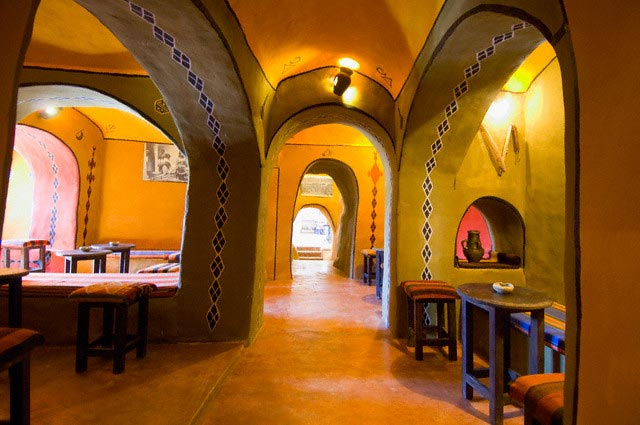 Ksar de Mourabitines, the Restaurant