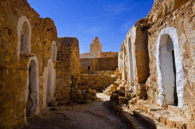 Ruins of Douirat