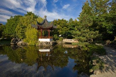 Sun-Yat-Sen Park and Gardens, Chinatown, Vanc
