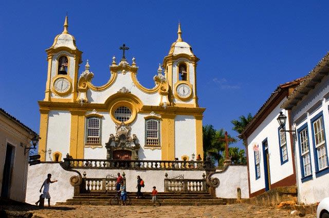 Brazil, Minas Gerais state, Tirandentes, Matr