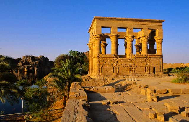 Egypt, Upper Egypt, Aswan, Agilka Island, Phi