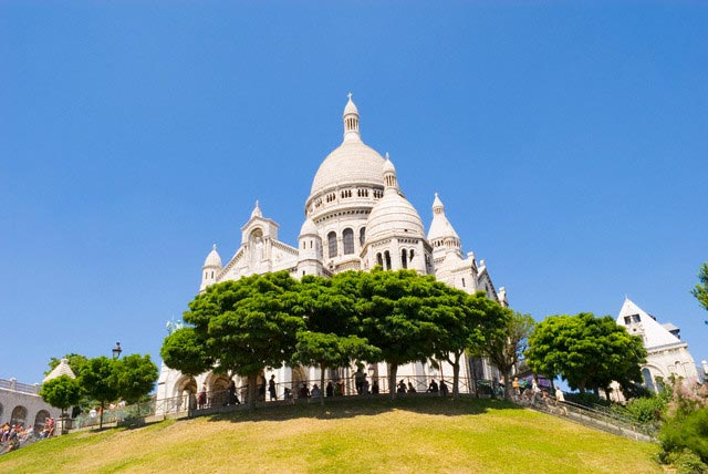 Church of the Sacre Coeur