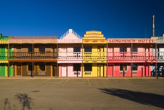 USA, Texas, Amarillo, The Big Texan Steak Ran
