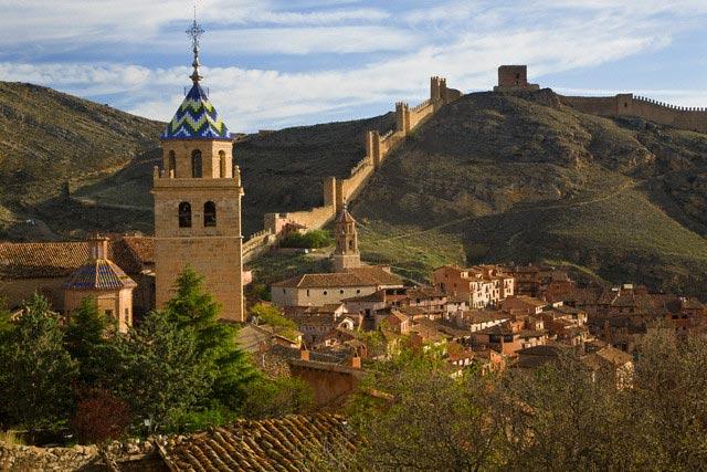 View of Albarracin
