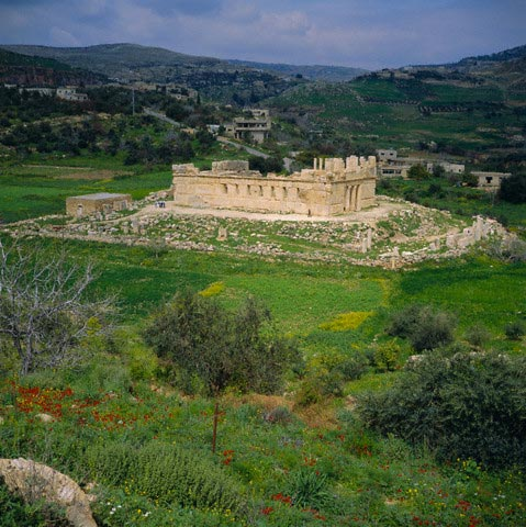 Qasr al-Abd (Fortress of the Servant), 3rd ce