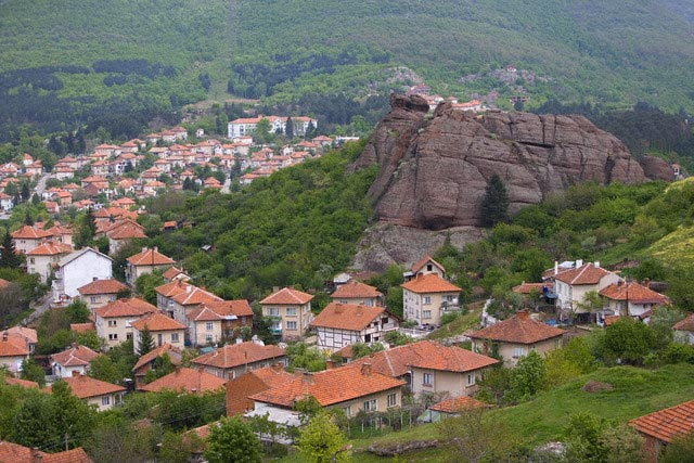 View of Belogradchik
