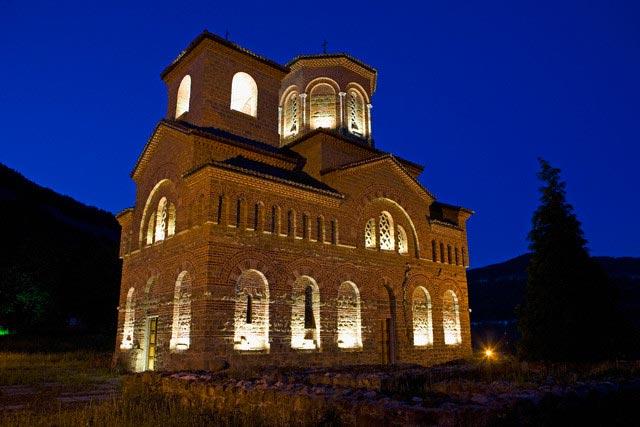 Church of St. Demetrius of Thessaloniki in Ve