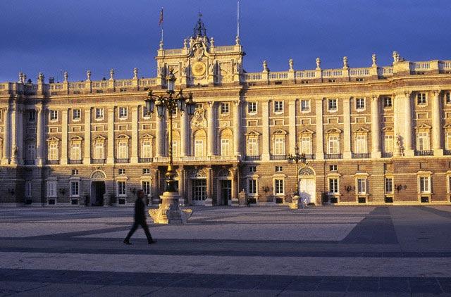 Plaza de Oriente, Madrid Royal Palace