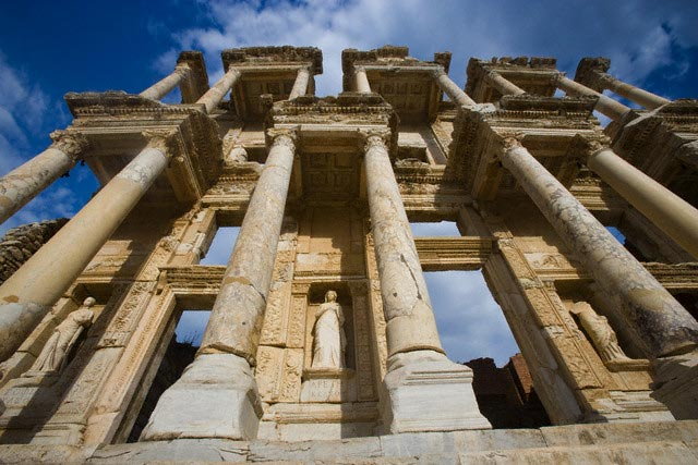 Ephesus and the Library of Celsus