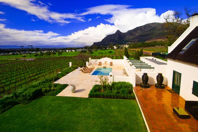 Steenberg Hotel and Winery in Constantia Vall