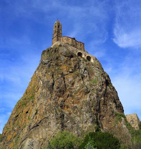 Church of St. Michel d'Aiguilhe, Le Puy-en-Ve
