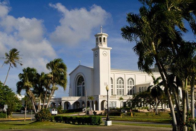 Dulce Nombre de Maria Church, Hagatna, Guam (