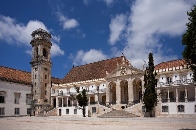 Old University, Coimbra, Beira Litoral, Portu