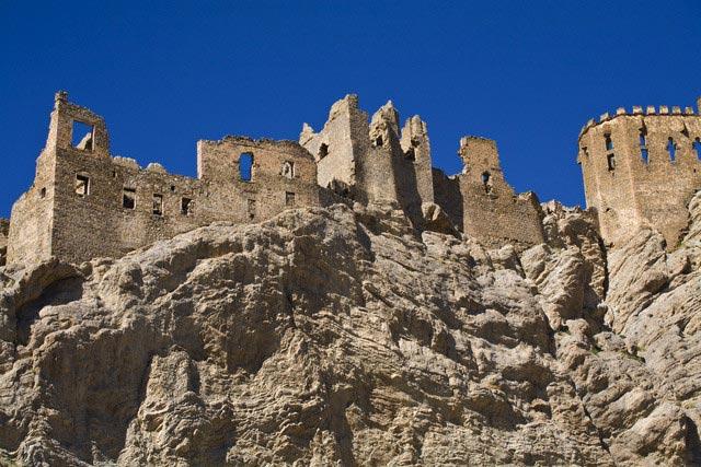Turkey, Eastern Turkey, Van, Hosap Castle