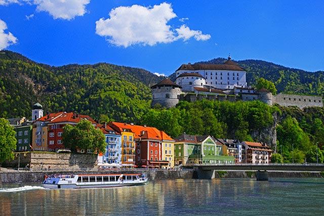 Fortress Above Kufstein