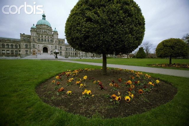 Parliament Buildings of Victoria British Colu