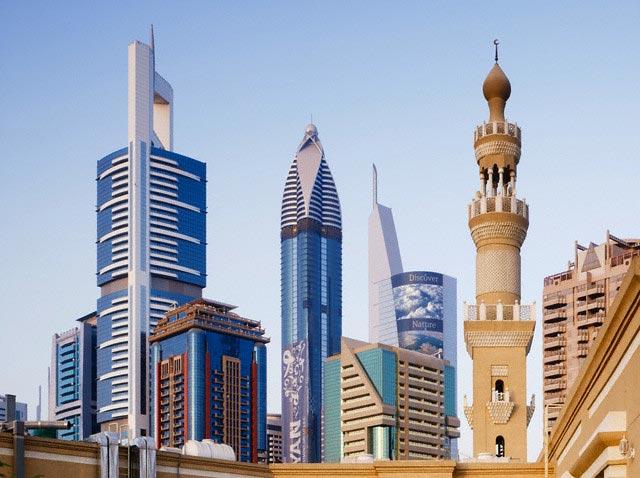 Rose Tower, Dubai