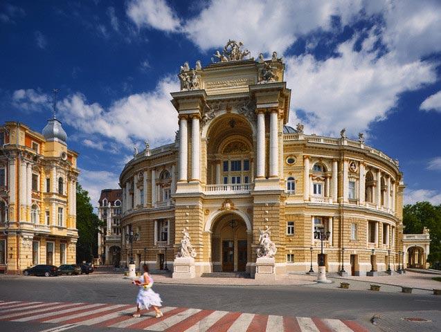 Odessa Opera and Ballet Theatre