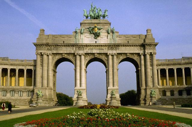 Cinquantenaire Arch