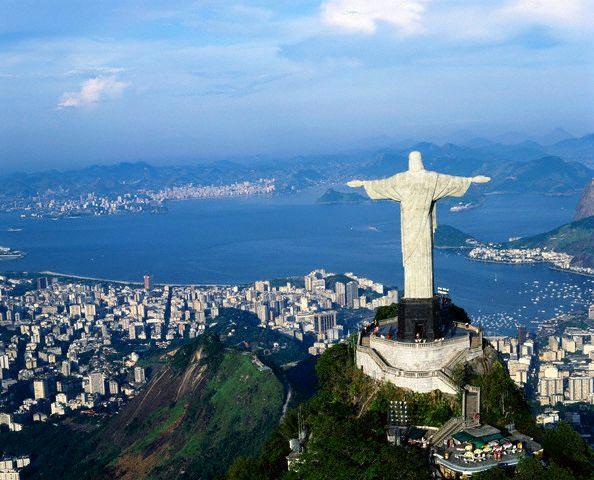 Christ the Redeemer and Rio de Janeiro