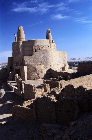 Marid Castle in Dumat Al-Jandal