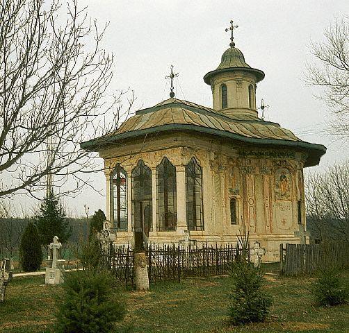 Monastery of Caldarusani: Chapel