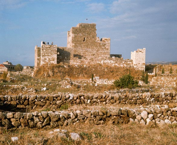 Crusader Castle of Byblos