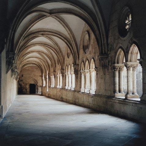 Monastery Passageway