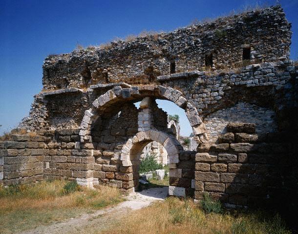 Thermae of Faustina in Miletos
