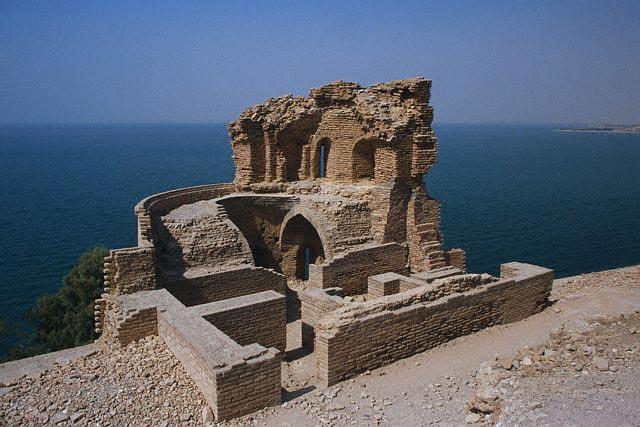 Ruins of Qalaat Jaber