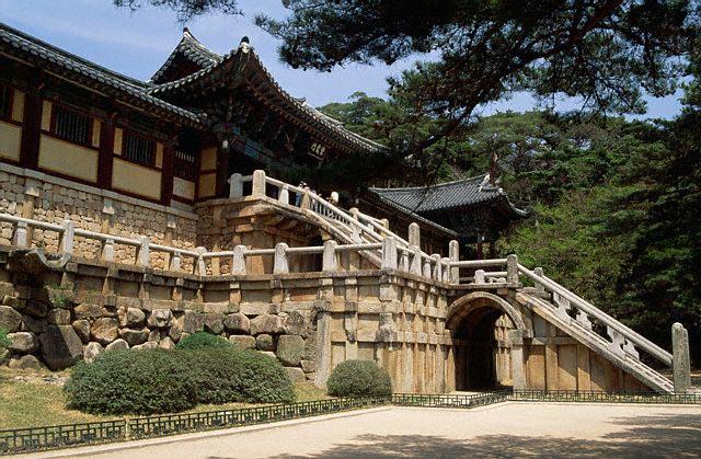 Pulguksa Temple, Kyongju