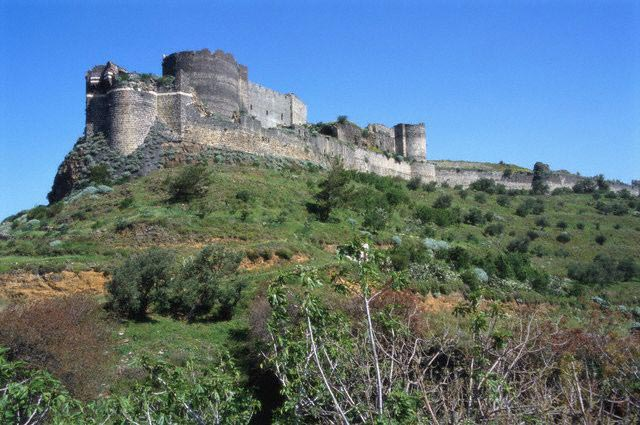 Fortress on a Hilltop
