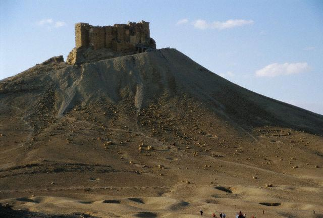 17th Century Arab Castle