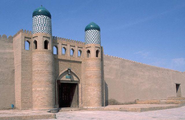 Kunya Ark, Khiva