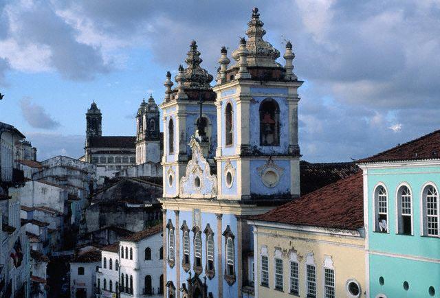 Church of Nosso Senhor Do Rosario Dos Pretos