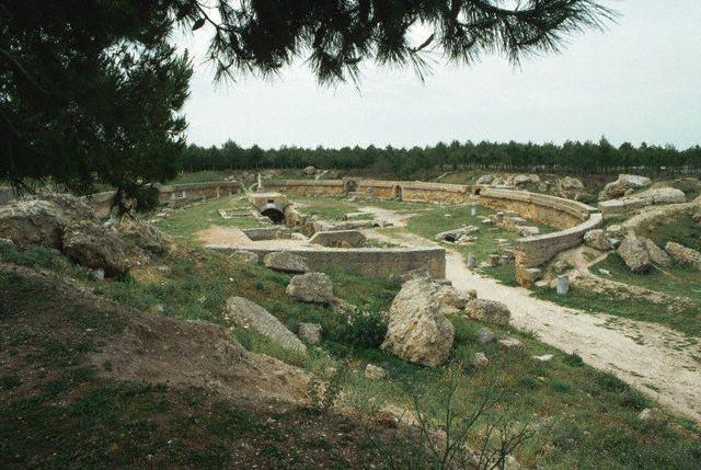 The Ruins of Carthage, Tunisia