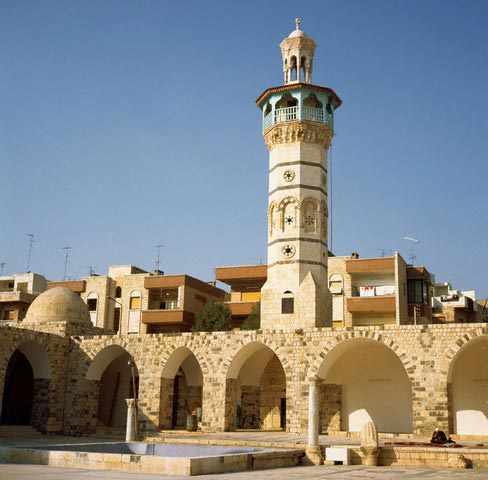 Grand Mosque at Hama