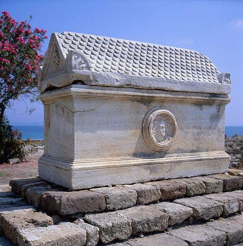 Classical Sarcophagus