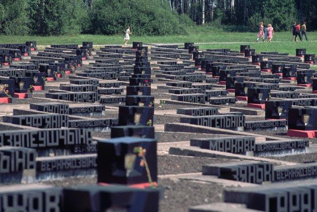 Graveyard of Villages