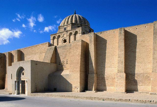 Rear Facade of Great Mosque