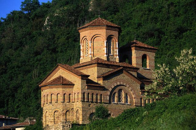 Church of Sveti Dimitar Solunski
