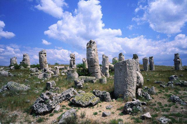 Rock Pillars as a Geological Phenomena