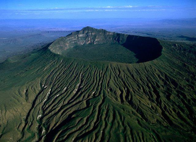 Longonot Volcano, Kenya
