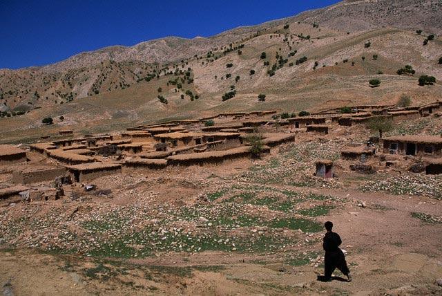 Village of Mud Homes