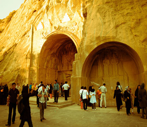 اطلاعات توریستی استان کرمانشاه
