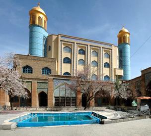 اطلاعات گردشگری مسجد دارالاحسان