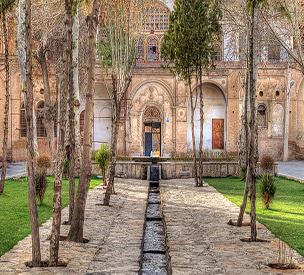 اطلاعات گردشگری عمارت خسروآباد